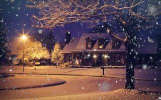 Elementarschaden Schneefall Gebäudeversicherung