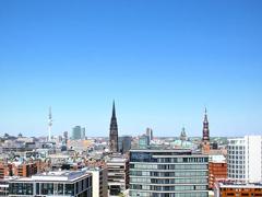 Wohngebäudeversicherung in Hamburg