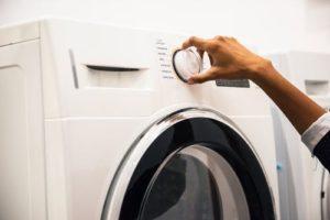 Wasserschaden Waschmaschine Trockner