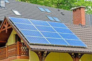 Wohngebäudeversicherung Photovoltaik