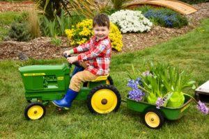 Die eigenen Gartengeräte versichern